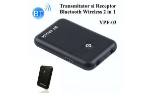 Bluetooth Audio-receptor & Transmitator Wireless