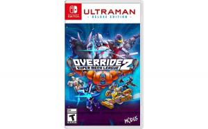 Joc Override 2: Ultraman Deluxe Edition