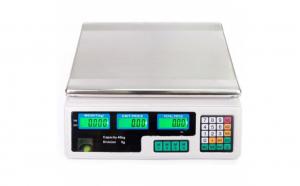 Cantar electronic de piata - 30 kg