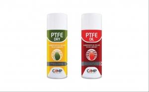 Pachet 2 spray-uri lubrifiante cu teflon Camp, la doar 55 RON in loc de 69 RON