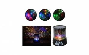 Lampa proiector de stele Star Master la doar 25 RON