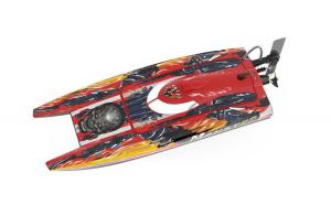 Barca Joysway, Monster Motorboat 2.4GHz, RTR cu telecomanda