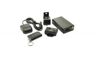 CARGUARD - Sistem de alarmă cu GPS
