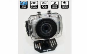 HD Action Camera pentru sporturi extreme