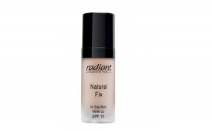 Fond de ten Natural Fix,All Day Matt Make Up,Radiant,02,Caramel,30 ml