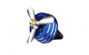 Odorizant Auto Tip Ventilator pentru Grila cu Lumini Albastru C319