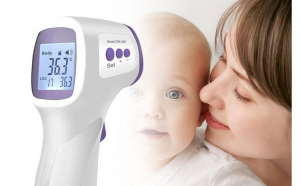 Termometru digital non contact
