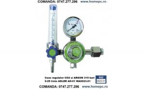 Ceas regulator CO2 si ARGON 315 bari