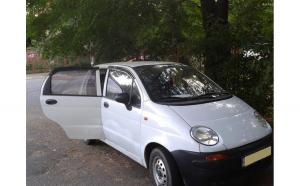 Perdele interior Daewoo Matiz sedan