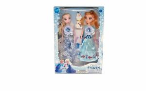 Set papusi Anna, Elsa si Olaf