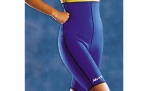 Ajuta la arderea grasimilor, reducerea tesutului adipos si previn aparitia vergeturilor: Pantaloni scurti din neopren Short Bermuda, la doar 35 RON in loc de 75 RON