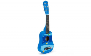 Chitara pentru copii, din MDF, 6 corzi