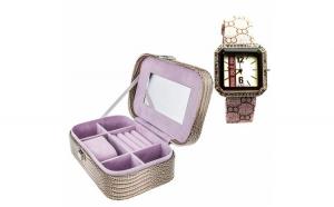 Pachet cutie caseta eleganta Pufo