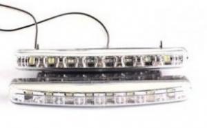 2 Benzi LED auto