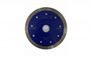 Disc pentru taiat gresie / faianta / piatra premium, 125 x 1.2 x 22.2 mm 12.000 rpm albastru