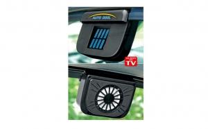 Ventilator auto cu alimentare solara - Auto Cool, la doar 38 RON in loc de 149 RON
