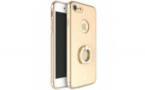 Husa iPhone 7 Joyroom LingPai Ring  Gold