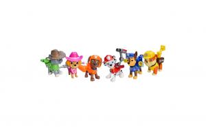 Set 6 figurine paw patrol
