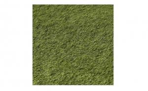 Covor iarba artificiala tip gazon verde, Linden,100% Polipropilena, G30 mm,100x400 cm Verde