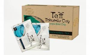 Teff – ceai din seminte, impotriva grasimilor (1+1 gratis)