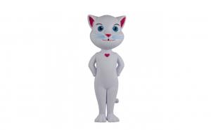 Jucarie pisica vorbitoare Angela 23 cm