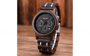 Ceas din lemn Dodo