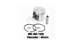 Piston complet Stihl: MS 260 (44mm) -