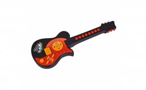 Chitara realista pentru copii cu sunete
