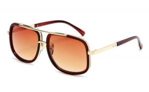 Ochelari de soare Rectangular Maro VIP