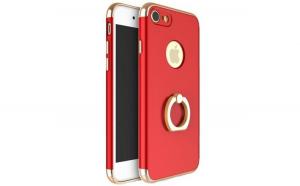 Husa iPhone 6 / 6S Joyroom LingPai Ring  Red