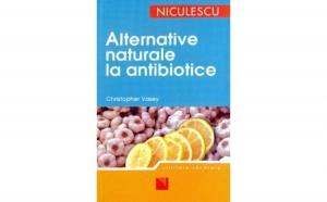 Alternative naturale la antibiotice, autor  Christopher Vasey