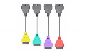 Set 4 Cabluri Adaptoare Auto Fiat  la