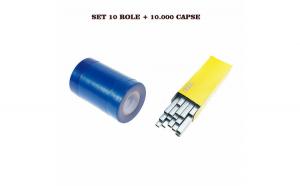 Set 10 role + 10.000 capse pentru aparat
