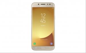 Telefon mobil Samsung Galaxy J5 (2017), Dual Sim, 16GB, 4G, Gold, la doar 1049 RON in loc de 1299 RON