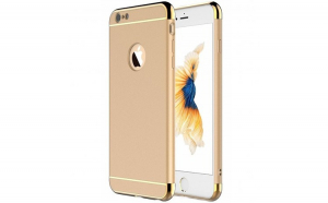 Husa iPhone 6 Plus / 6S Plus Joyroom LingPai Series  Gold