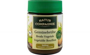 Supa bio de legume fara grasime, 162 g NATUR COMPAGNIE