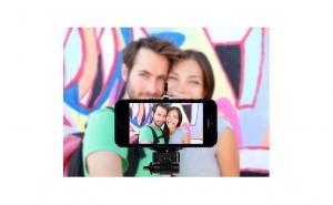 Monopod selfie pentru telefoane