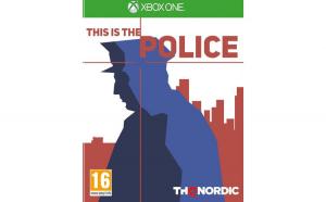 Joc This Is The Police pentru XBOX One