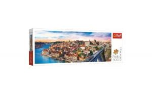 Puzzle trefl 500 porto panorama