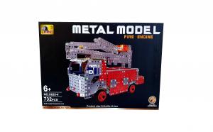 Joc constructii metal 732 piese