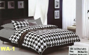 Lenjerii Bumbac Satinat Luxury Waldo , numai la 129 RON in loc de 459 RON