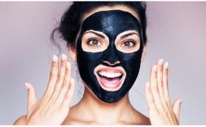 Masca neagra faciala, impotriva punctelor negre