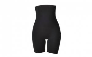 Pantaloni modelatori Vogue - talie inalta si efect push up