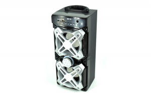 Boxa audio portabila activa cu diverse