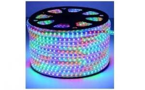 Furtun Luminos SLIM Banda cu 1200 LED-uri SMD5050 Multicolor, 20m la doar 319 RON de la 750 RON