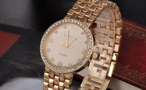 Ceas dama BSL847 gold