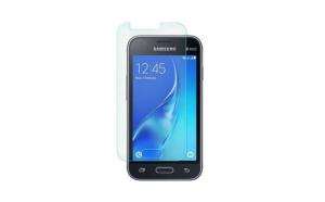 Folie Sticla Samsung Galaxy J1 Mini Flippy Transparent