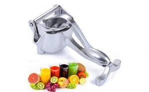Storcator fructe, citrice, presa manuala, din otel inoxidabil, robusta, pentru portocale, lamai, mere, alte fructe
