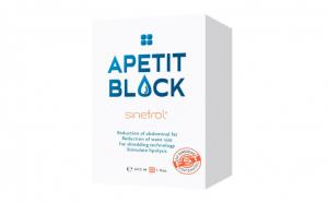 Apetit Block Sinetrol – solutie pentru pierderea in greutate – 2 x 15 ml