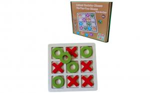 Joc educativ X si 0 lemn si Sudoku